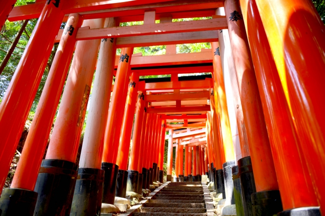 Fushimi Inari Grand Shrine